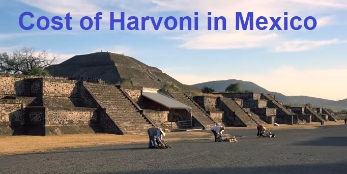 Harvoni cost in Mexico