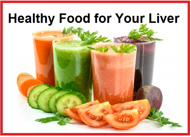 Healthy food for your liver hepatitis C