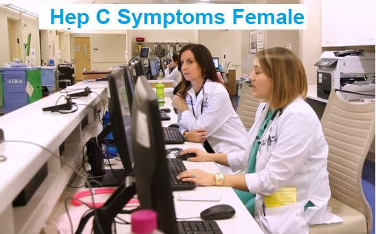 Hep C symptoms female