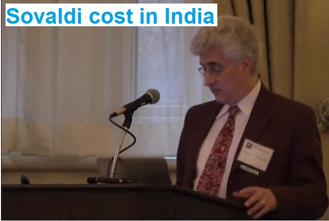 sovaldi cost in india