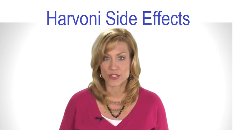 Harvoni Side Effects