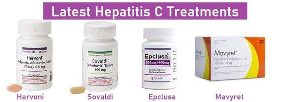 new hep c treatment