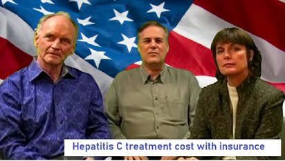 hep c treatment cost with insurance